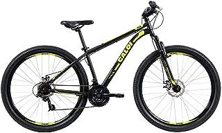 Bicicleta Aço Velox Aro 29 Preto 1 UN Caloi
