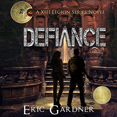 Defiance cover art