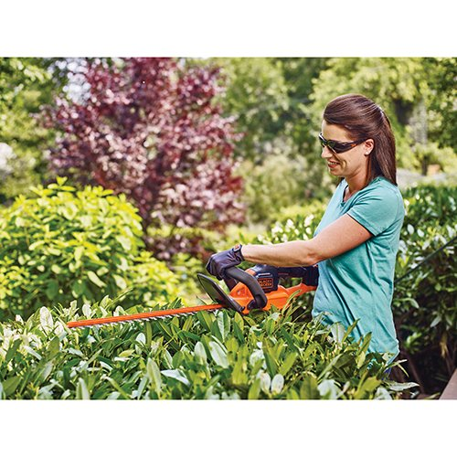 BLACK+DECKER LHT341FF 40V MAX Lithium POWERCOMMAND Powercut Hedge Trimmer