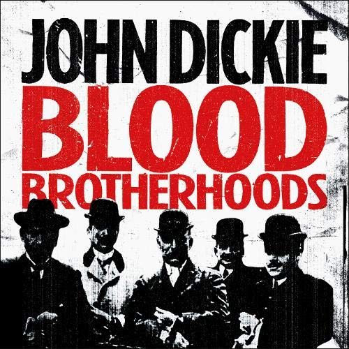 Couverture de Blood Brotherhoods
