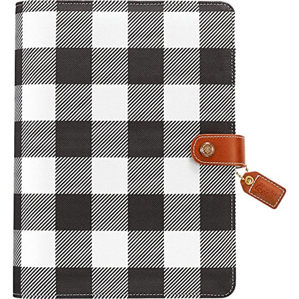 Webster's Pages Buffalo Plaid A5 Kit (A5PK001-BP)