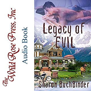 Legacy of Evil audiobook cover art
