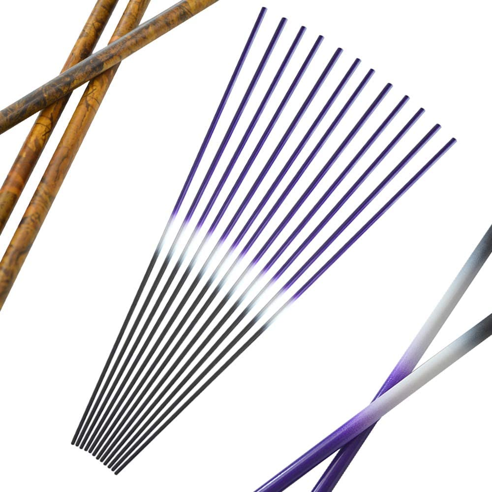 NMCPY 30 Direct stock discount Inch Archery Pure Carbon Shaft All stores are sold Arrows Spine ID 25 6.2mm