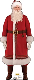 Advanced Graphics Santa Life Size Cardboard Cutout Standup - The Polar Express (2004 Film)