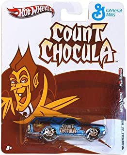 Hot Wheels '70 Chevelle SS Wagon Count CHOCULA General Mills Cereal 2011 Nostalgia Series 1:64 Scale Die-Cast Vehicle