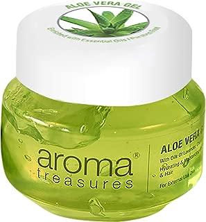 Aroma Treasures Aloe Vera Gel, 125g