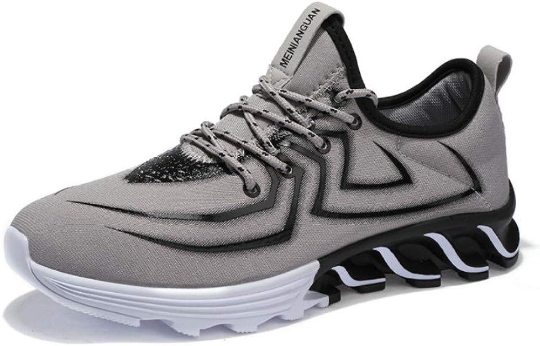 Men's shoes Trend Sports shoes Mesh shoes Men's Knife shoes Multicolor Couple Running shoes N