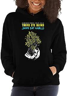 Third Eye Blind Jimmy EAT World Tour 2019 1 Women's Hoodie Sweatshirt