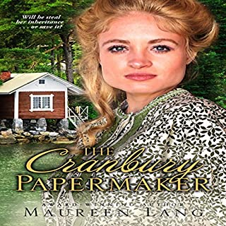 The Cranbury Papermaker audiobook cover art