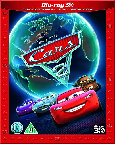 Cars 2 (Blu-ray 3D + Blu-ray )