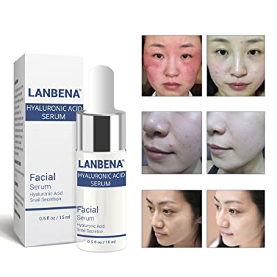LANBENA Vitamin C Serum - Six Peptides Serum 24...