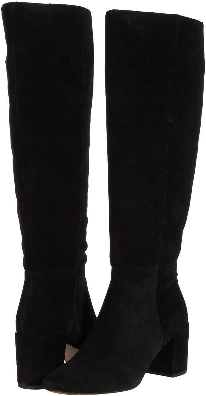 Splendid Women's Basic to The Knee Heeled Boot High
