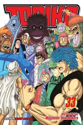 Toriko Volume 33