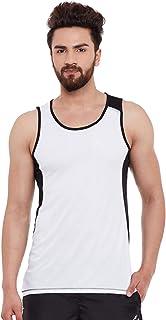 Alcis White Men's T-Shirt