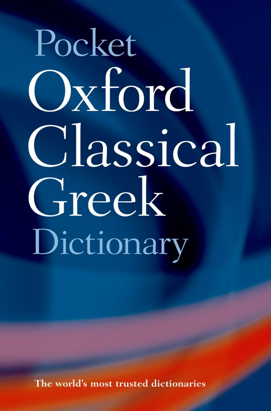 Image OfThe Pocket Oxford Classical Greek Dictionary