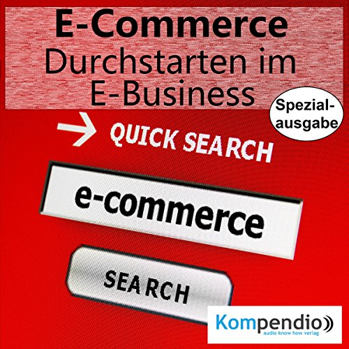 E-Commerce: Durchstarten im E-Business Titelbild
