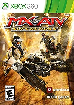 Mx vs ATV  Supercross - Xbox 360