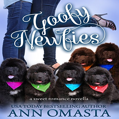 Goofy Newfies audiobook cover art