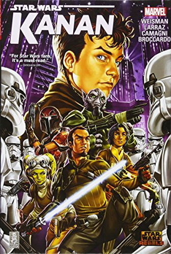Star Wars: Kanan Omnibus