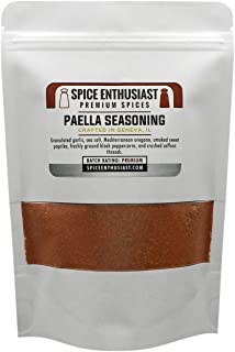 Spice Enthusiast Paella Seasoning - 4 oz