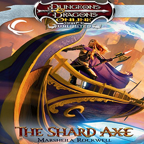 The Shard Axe audiobook cover art