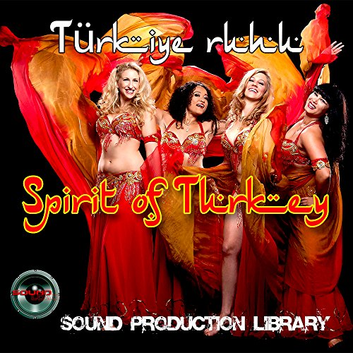 Türkei spirit- Einzigartige Perfect Wave/NKI, mehrschichtige Studio Samples Bibliothek auf DVD oder Download