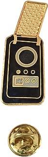 1988 star trek pin