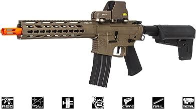 KRYTAC Trident MK2 CRB: AEG / Black / 6mm Airsoft Gun / Rifle (Flat Dark Earth)