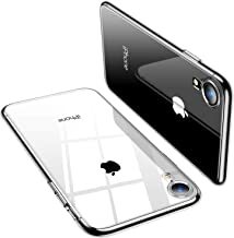 TORRAS Clear iPhone XR Case, Ultra Thin Slim Fit Soft Silicone TPU Protective Cover Cases Compatible with iPhone XR, Clear