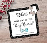Ring Bearer Puzzle Invitation, Will you be my Page Boy, Junior Groomsman any role Puzzle Invitation