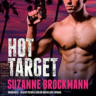 Hot Target audiobook cover art