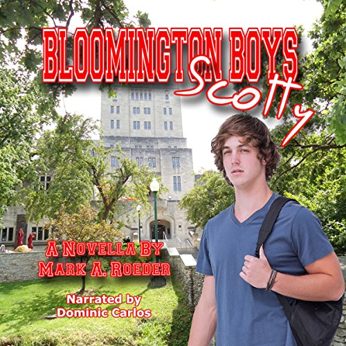 Bloomington Boys: Scotty cover art