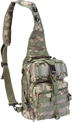 Extreme Pak Digital Camo 11  Sling Backpack