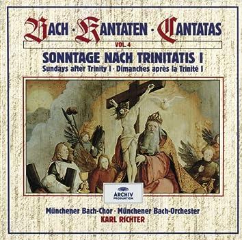 Bach, J.S.: Sundays after Trinity I (Vol. 4)