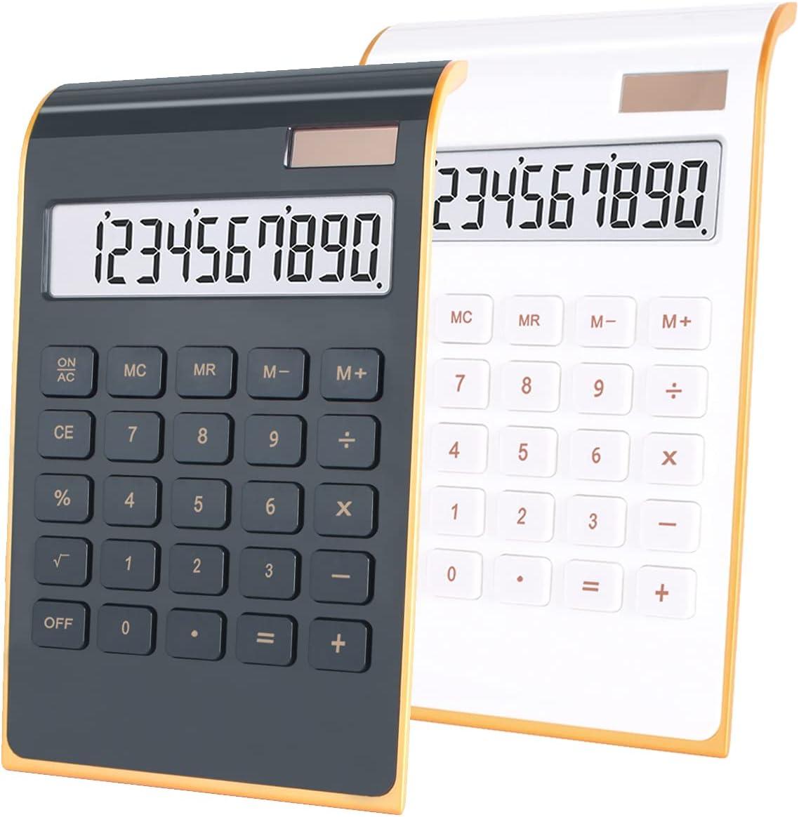 Desktop Calculator BESTWYA Cheap SALE Start 10-Digit Handheld 67% OFF of fixed price Dual Power