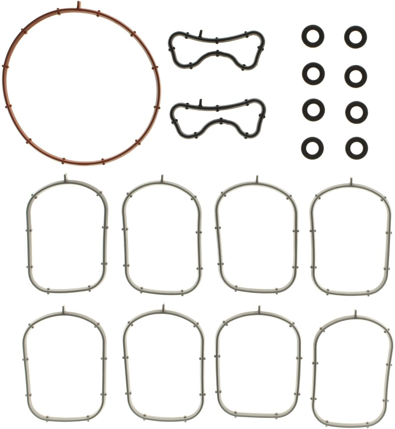 Our shop OFFers the best service MAHLE MIS19276 Inventory cleanup selling sale Engine Intake Manifold Set Gasket