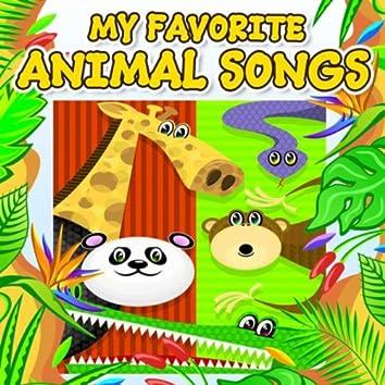 My Favorite Animal Songs