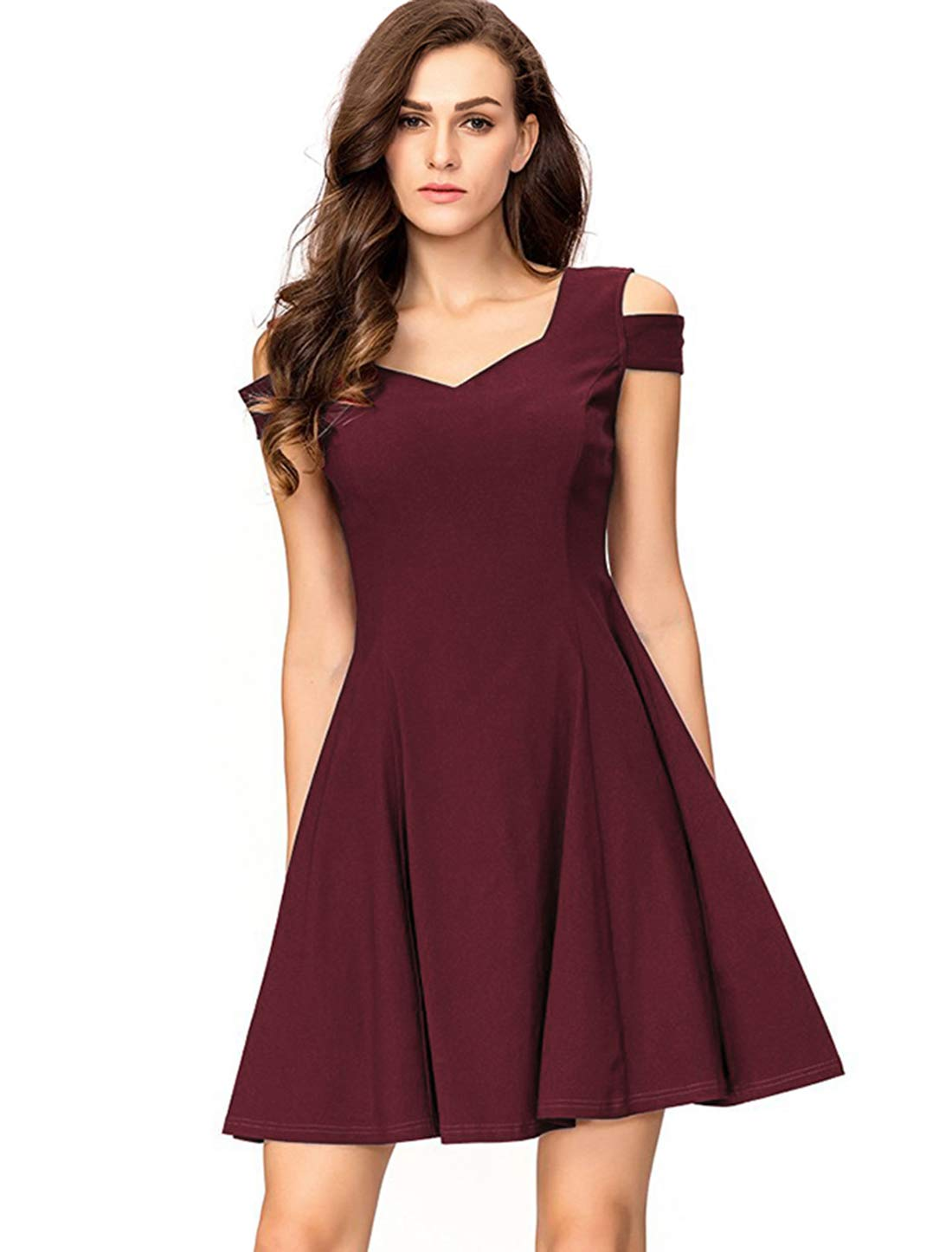 Women's Cold Shoulder Little Cocktail