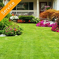 Assessment of your lawn, yard, or garden's needs Mowing, weeding, planting, or clean up as needed Bagging and disposing of yard waste at residence Landscaping or yard materials are not included