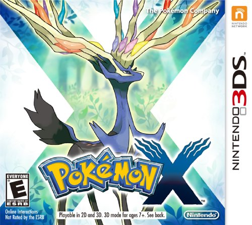 Pokémon X - 3DS [Digital Code]