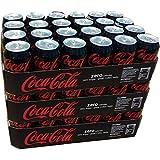 """Le paquet Dose XXL de Coca-Cola """"zéro"""" 72 x (Coke Zero)"""