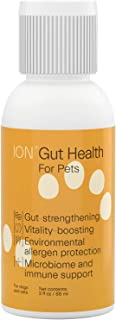 IONGut Health For Pets | Strengthens Digestion, Supports Kidney Function, Promotes Healthy Skin, Enhances Vitality, and Shields from Food Toxins | (3 oz.)