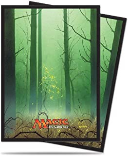 Ultra Pro Mana 5 Unhinged Forest Standard Deck Protector sleeves for Magic 80ct