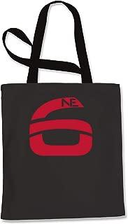 Tote Bag Brady Parade Six Rings New England 6 Black Shopping Bag