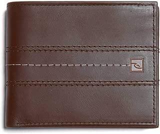 Rip Curl BWLLY1 Men's Credit Card Holder, Brown, 1SZ