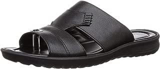 BATA Men's Ceaze Black Hawaii Thong Sandals - 9 UK/India (43 EU) (8716035)
