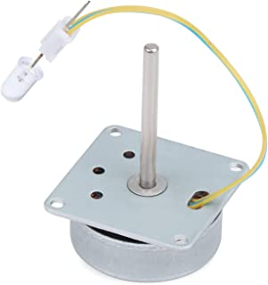 ESUMIC Micro 3 Phase AC Mini Hand Brushless Motor Generator Model Experiment Teaching Aid DIY Toys Wind Turbine Generator