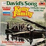 David's Song - Kelly Family - Polydor 2042 176 - Single 7