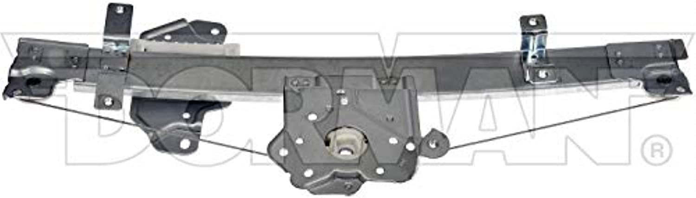 5 ☆ popular Dorman 752-394 Front Kansas City Mall Driver Side Window Regulator Select Nis for