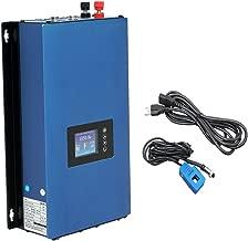ECO-WORTHY 1000W 1KW MPPT Solar Grid Tie Inverter Power Limiter DC 22 to 65V Solar Input AC 110V/240V Auto Switch PV System
